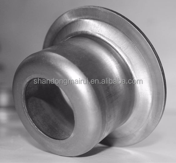 Strong Load TK Steel roller pipe bearing housing for conveyor