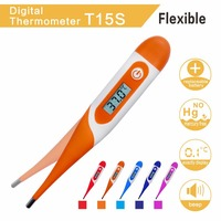 Waterproof Electronic Digital Oral Thermometer For