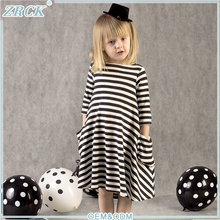 The parent-child attire childrens dresses fashion clothing wholesale