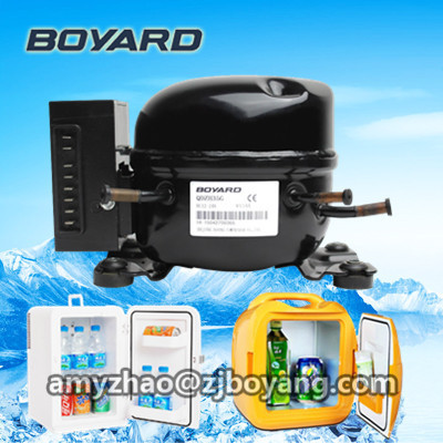hot sales! danfos refrigerator freezer <strong>compressor</strong> sc18g with BOYARD R134a DC mini <strong>compressor</strong>