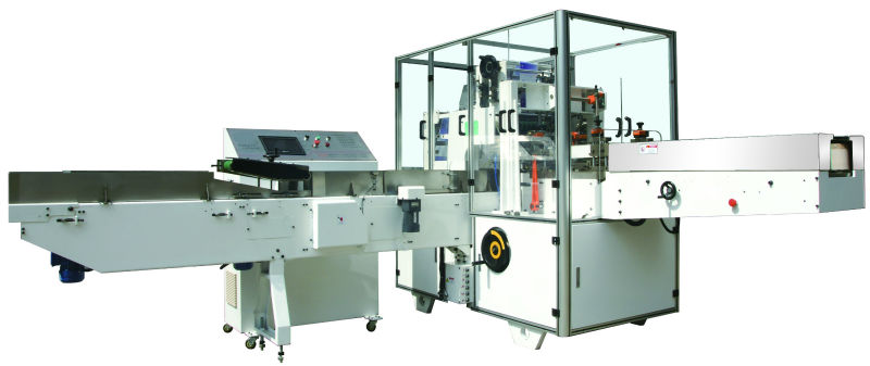 full automatic tissue paper packing machine