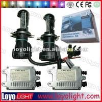 newest factory price 35W 55W slim high low bulb xenon hid kit 3000K,5000K,6000K