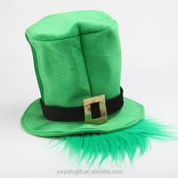 St. Patricks Day Top Hat And Beard