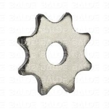 CF2128 - 8-Spike Tungsten Carbide Pin Flail Cutter for asphalt surface removal projects