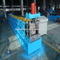 high accuracy Metal steel profile z purlin roll forming machine steel channel making machine z purlin machine
