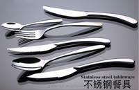 High Quality Mirro Polishing Stainless Steel Cutlery