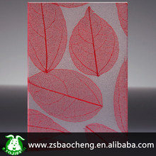 Unique Design hotel interior modern bedroom wall decoration