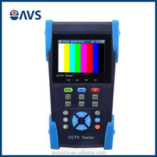 Hot Sale Network PTZ Control 3.5 Inch HD Coaxial Tester CCTV Camera Tester