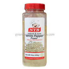 White pepper powder canned 454g