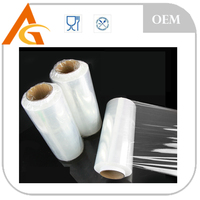 household recycled pe plastic film for food packaging