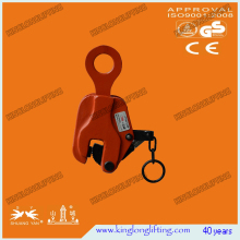 Vertical Plate Lifting Clamp for Round Steel