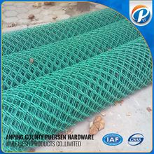 Electro Pvc Galvanzied Chain Link Fence