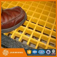 frp grating for offshore ocean exploration working platform