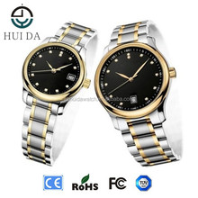 Custom Couple Watches for Lovers Japan Movt Pair Watches