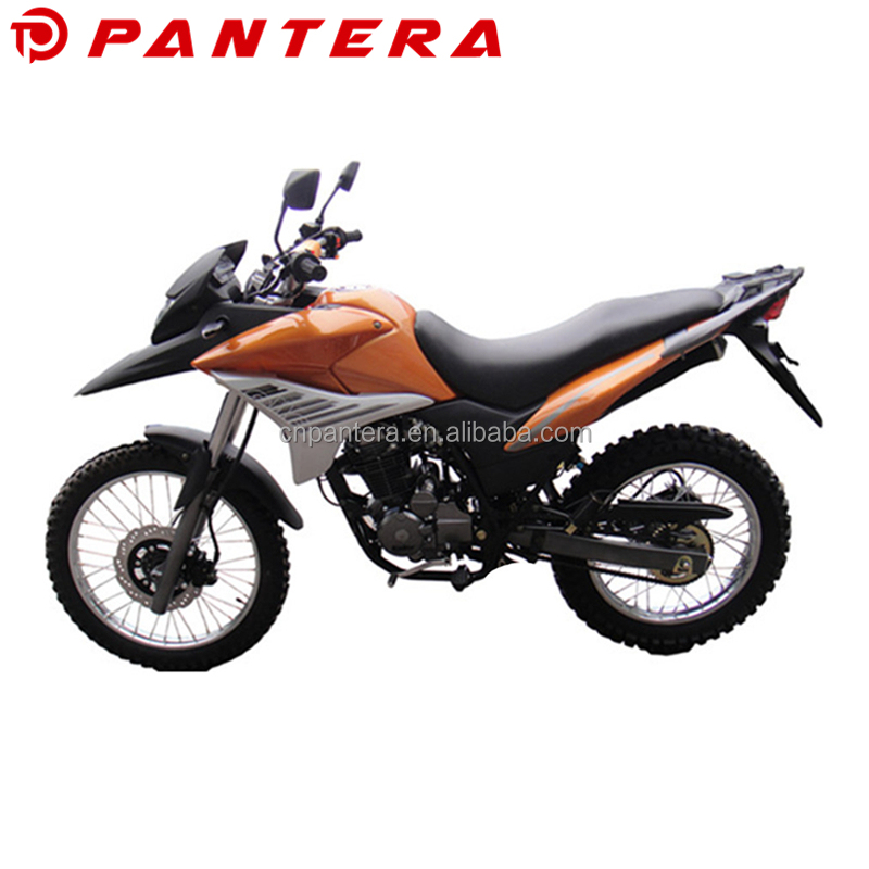 China Motorcycle Engine Powered 4-Stroke 200cc 250cc Racing Motorcycle For Sale