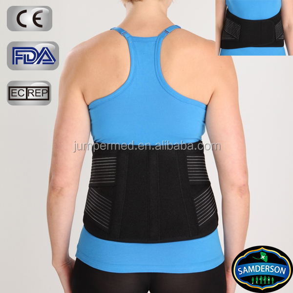 Health care back pain relief Lumbar support, medical material Waist belt