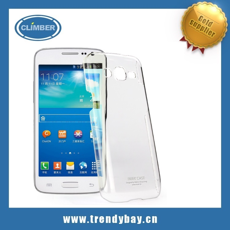 Imak crystal shell case for samsung galaxy win pro g3812