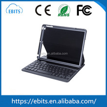 For ipad Air Smart Cover Bluetooth Keyboard,Aluminium Wireless Keyboard For iPad Air Keyboard Case