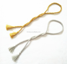 Flag Tassel with Silk Thread for Decoration