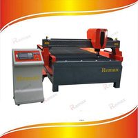 Remax 1325 CNC auto cad plasma cutting machine with torch