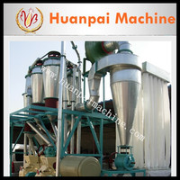 Small wheat Flour Mill 10tpd Wheat Four Miling Machine