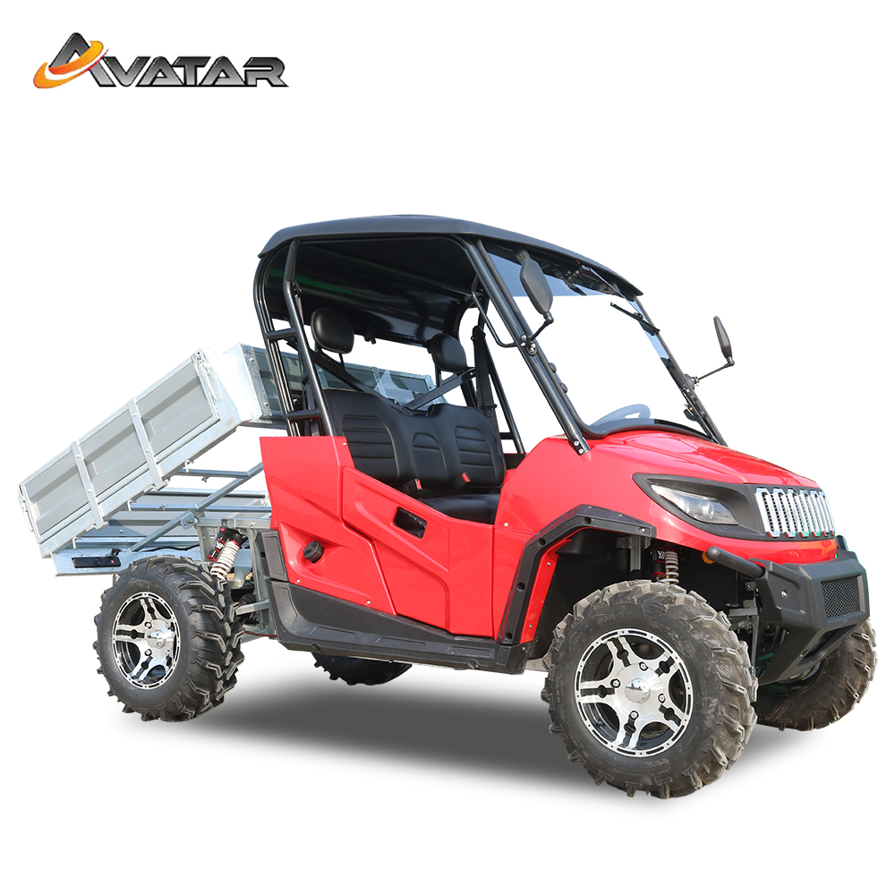 China Newest Terrain Vehicle 1200cc Side By Side 4x4 UTV For Sale