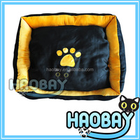 DGS Material Bright Color Luxury Pet Products Dog Cat Beds