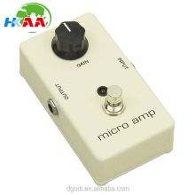 High quality OEM custom electtric guitar parts effect pedal looper