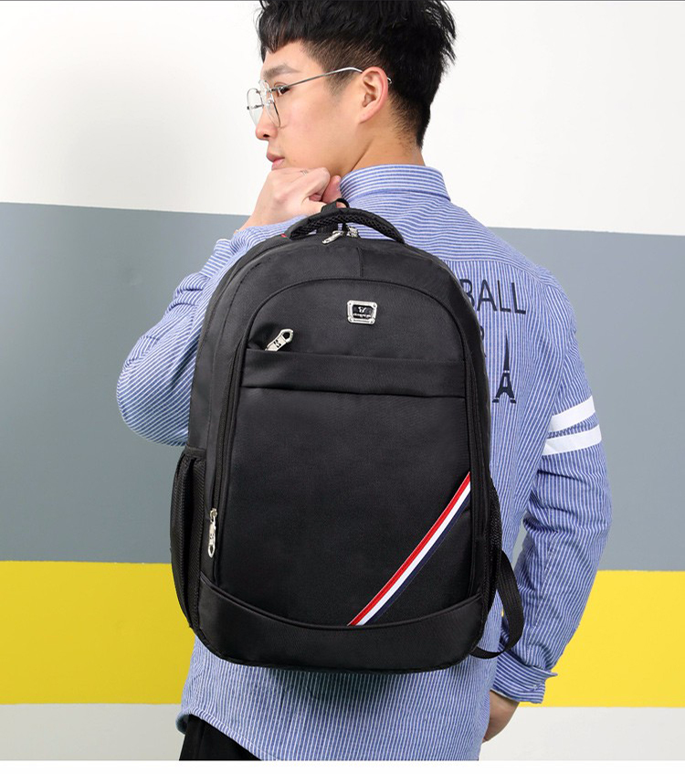 Wholesale Waterproof Nylon Travel School back pack bagpack Business 15.6 Laptop bags backpack for men