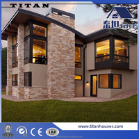 Australia Standard Modular Luxury Prefabricated Steel