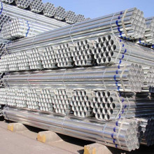 China Manufacturer RSC Zinc Coated and Galvanized Metal Steel Pipe