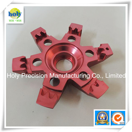 Hot Sale! Various Model Motorcycle Spare Parts With cnc milling