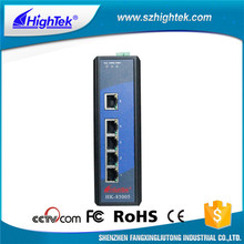 10/100/1000 5 ports industrial ethernet gigabit non-managed switch