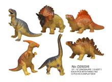 Wholesale dinosaur for kids dinasour toys plastic dinosaur toys for gifts