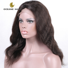 China wholesale genuine new style natural virgin indian deep curly hair,indian remy hair 100% virgin full lace human hair wig