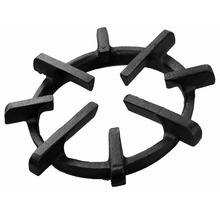 Kitchen Accessories gas cooker burner parts/ gas stove burner cooktop/ cast iron pan support