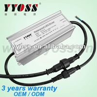 Waterproof 12v 24v 36v 48v 54v 45w constant voltage led driver 220v 12v power