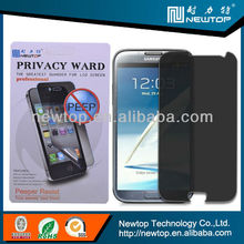 Manufacturer galaxy S3 privacy screen protector film