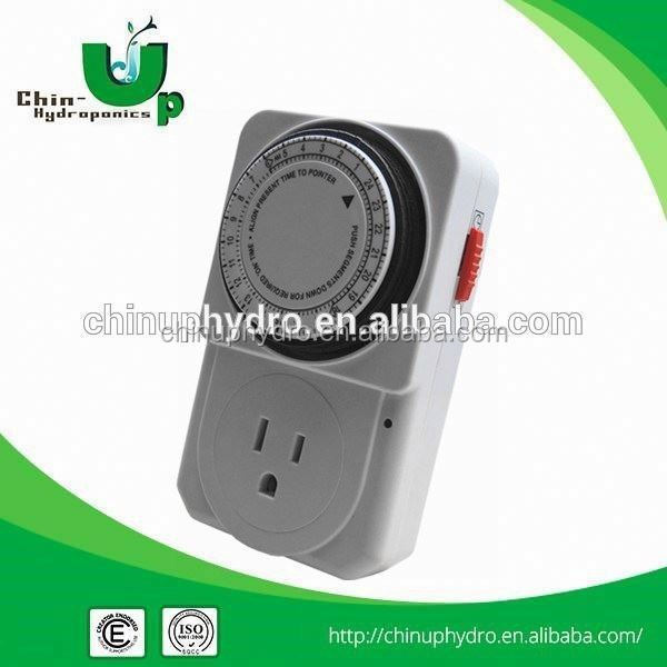 mechanical greenhouse hour meter timer/ mechanical timer/ mechanical digital switch timer