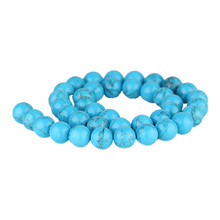 Real Bulk Natural Turquoise Stones Bead Jewelry, Turquoise Natural Gemstone Beads MJGB003