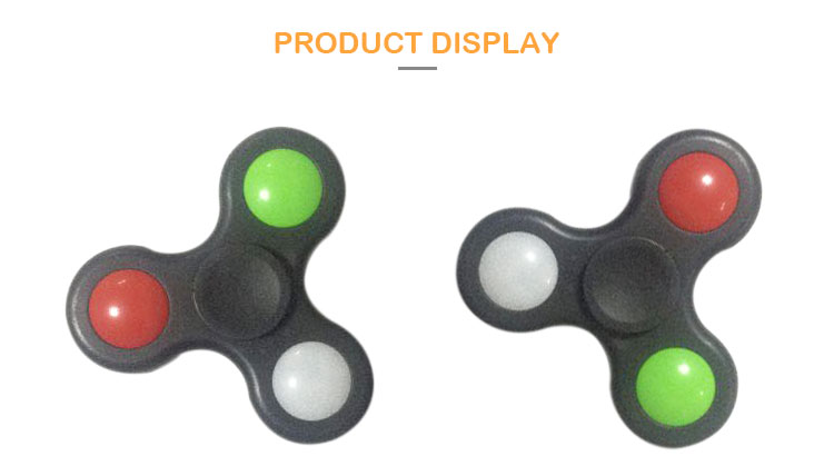 HY-L872 New style 3 bar spinner, decompression toys, fingertip gyroscope