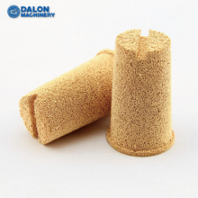 industrial copper metal cone micro air filter