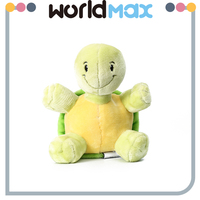 Different Size Promotional Gift Plush Happy Turtle Cartoon Kid Girls Toys