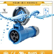 high quality 32a plastic electrical industrial plug socket