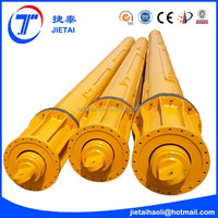 Pile driver Hydraulic Rotary drilling rig Construction machinery parts interlocking kelly bar