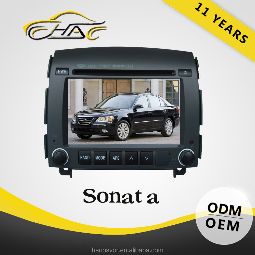 Top10 Best Selling car dvd player with reversing camera for Hyundai sonata