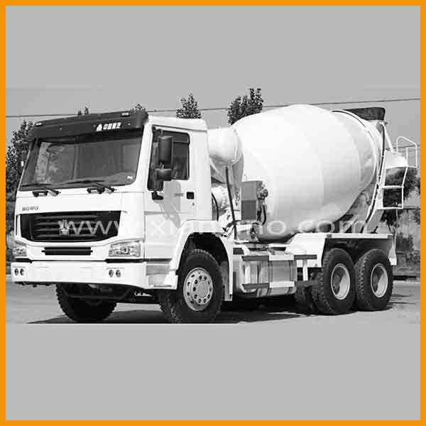 Sinotruk HOWO high-quality 6 x4 concrete cement mixers china for sale