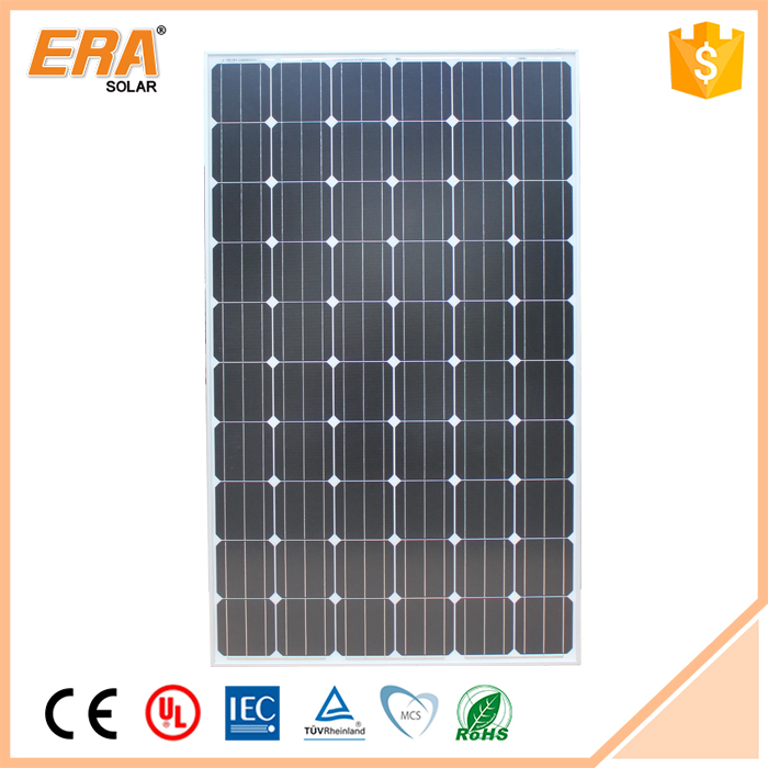 High Effective Polysilicon Solar Panel
