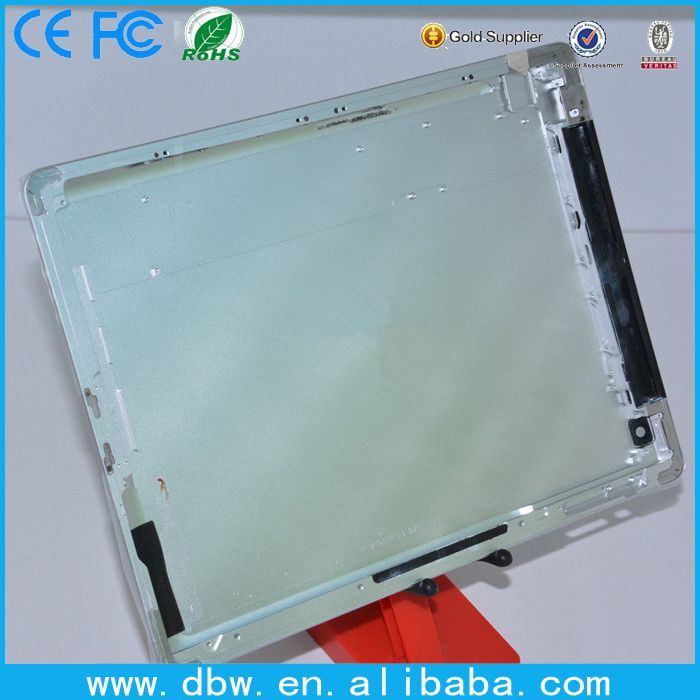 For The New iPad 3 Back Cover Housing Replacement Wifi&3G Version