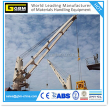 20-45 ton Port wharf crane for bulks loading and unloading ABS BV approved